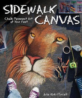Sidewalk Canvas By Kirk-purcell, Julie